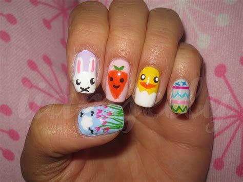 easter nail designs 30 awesome easter nail designs 2015