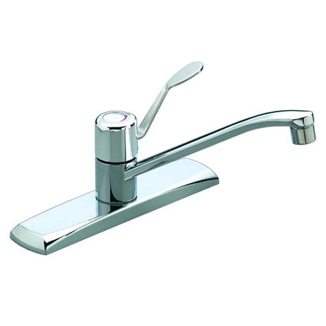 moen 87425 single handle kitchen faucet faucets