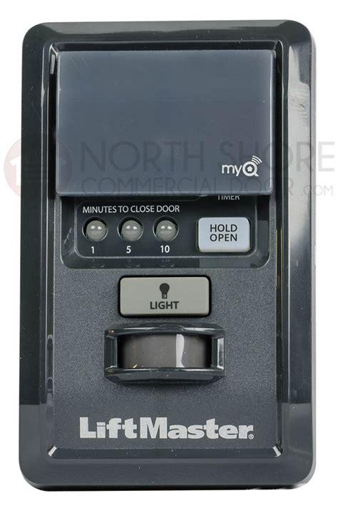 liftmaster 888lm myq garage door opener panel