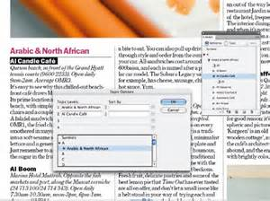 indesign creating an index create a simple index in indesign creative bloq