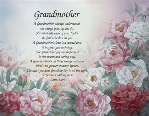Birthday Quotes For Grandparents Happy Birthday Grandma Poems Quotes Quotesgram