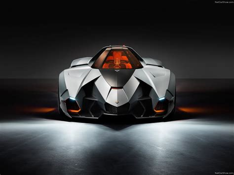 The Lamborghini Egoista Lamborghini Egoista Concept Picture Gallery