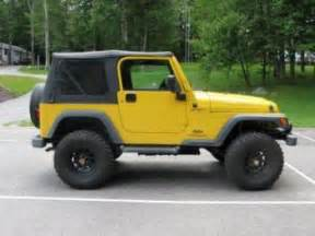 2005 jeep wrangler sport 4 inch lift 33 in tires jeep