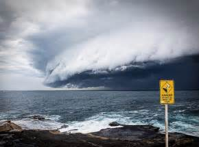 terrifying shelf cloud engulfs sydney in pictures and