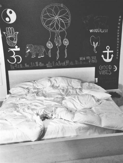 chalkboard bedroom wall ideas 25 cool chalkboard bedroom d 233 cor ideas to rock digsdigs