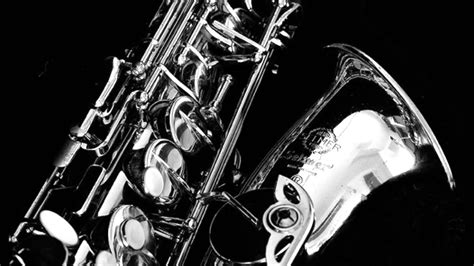 jazz wallpaper black and white saxophone wallpapers wallpaper cave