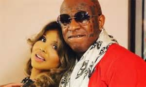 toni braxton is seen cozying up to birdman who has an