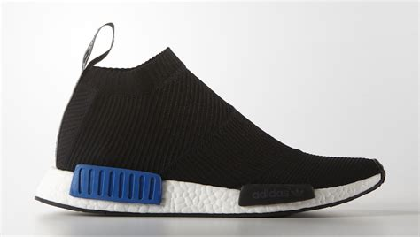 Adidas Nmd City Sock Black Blue Sock Style Shoes Adidas Nmd City Sock Black Lush Blue Release Date Sbd