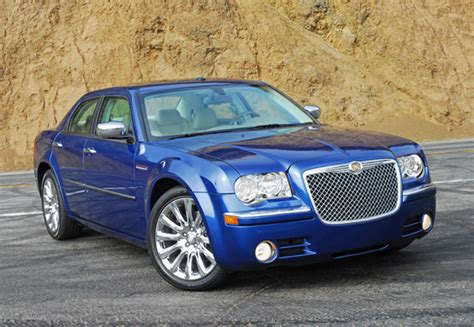 chrysler 300c heritage edition 2009 chrysler 300c heritage edition review test drive