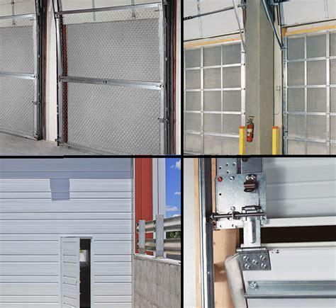 Overhead Screen Doors by Finest Doorman Loading Dock New Jersey New York