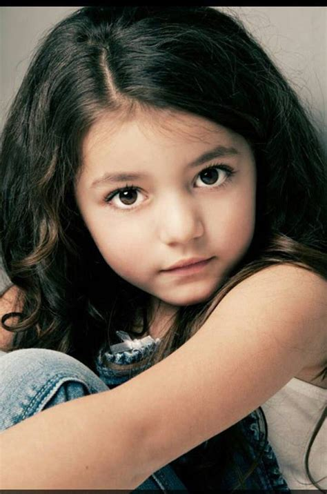 child super model child model of the day sejla bibuljica