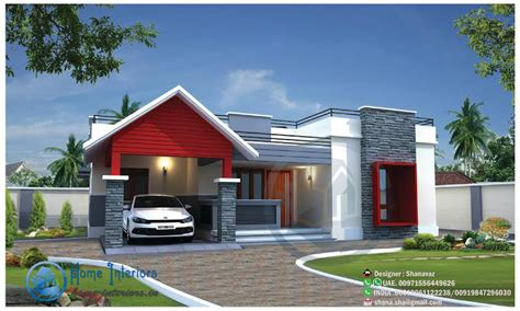 Home Design Ebook Download by 1200 Sq Ft Single Floor Home Design Download Floor Plan
