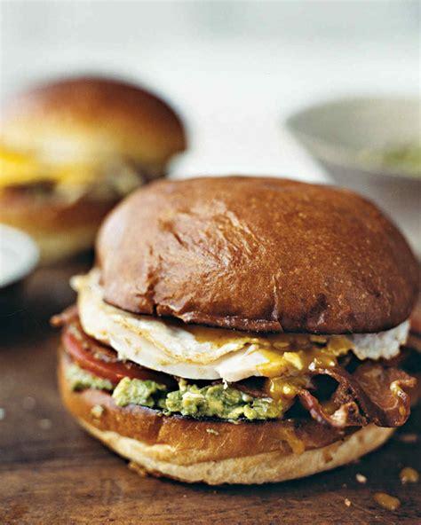 turkey sandwich recipes martha stewart