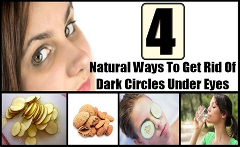Ways To Banish Circles by How To Cure Bags Naturally Decorativestyle Org