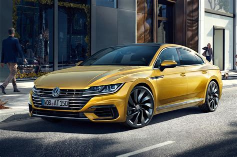 2017 Volkswagen Arteon On Sale Now From 163 34 305 Autocar
