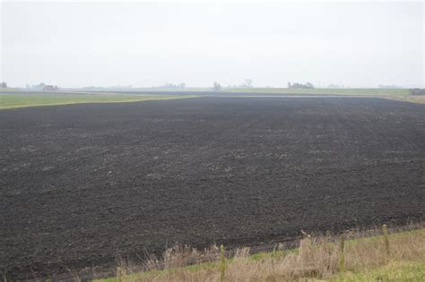 Black Fen black fen soil 169 n chadwick geograph britain and ireland