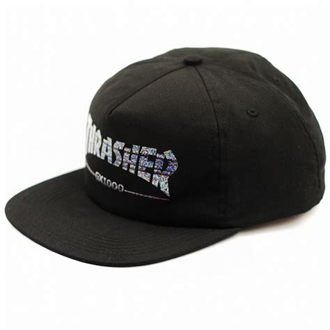 Topi Snapback Thrasher Jaspirow Shopping thrasher gx1000 snapback cap black forty two skateboard shop