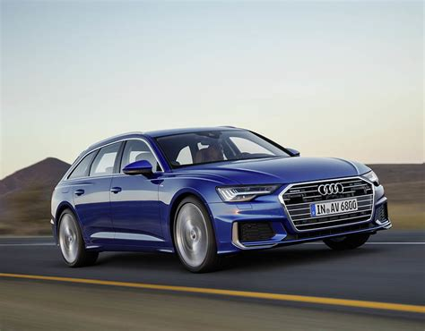 Neuer Audi A6 by New Audi A6 Avant 2018 Revealed Sporting Bold New Looks