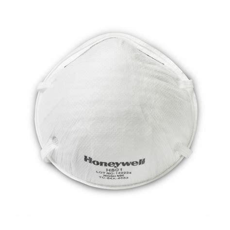 Masker Dust Mask Honeywell N95 H801 30 Pcs Particulate Respirators honeywell particulate respirator h801 n95 sg1005584