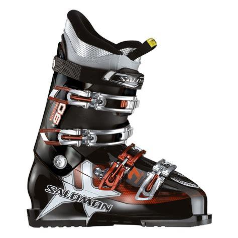 salomon ski boots salomon impact 7 ski boots 2010 evo outlet
