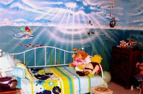 mermaid themed bedroom mermaid bedrooms the home touches