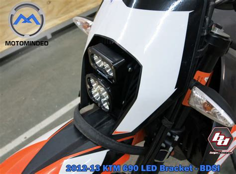 Ktm Led Headlight Conversion Led Headlight For 2012 Ktm 690 Enduro R Adventure Rider