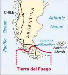 tierra fuego south america map tierra fuego location encyclopedia children