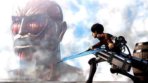 attack on titan free attack on titan wings of freedom free of