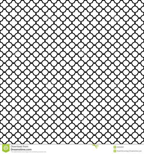 quatrefoil pattern image black quatrefoil pattern stock image image 38359961