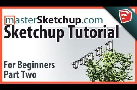 google sketchup tutorial part 2 http www mastersketchup com this is part two of the
