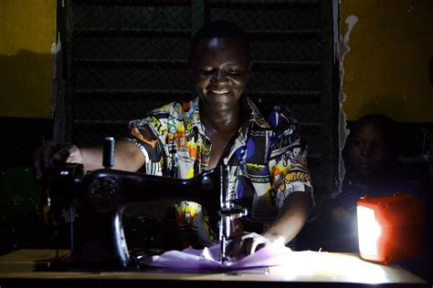 solar light for africa the power of africa a picture is worth a thousand watts