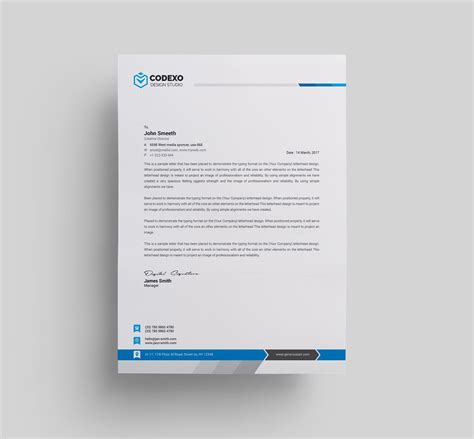 letterhead templates template catalog