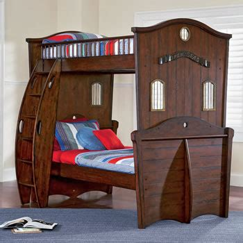 Powell Bunk Bed Powell Shiver Me Timbers Pirate Theme Bunk Bed