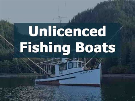 fishing boat licence used commercial fishing boats for sale licenced fishing
