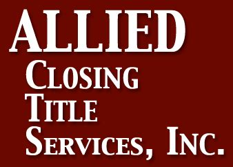 home allied closing title services inc