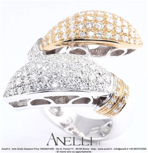 anello pave anello pav 232 diamanti 1 20 ct anelli it