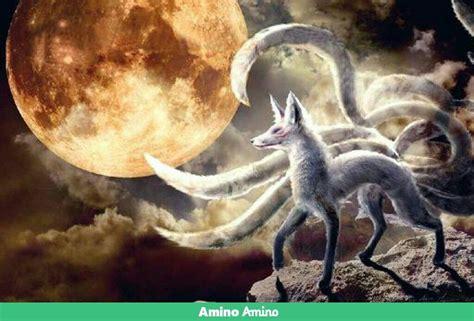 imagenes mitologicas lobo de 9 colas fnafhs amino amino