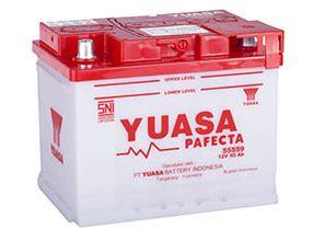 Yuasa Aki Din 55559 din type