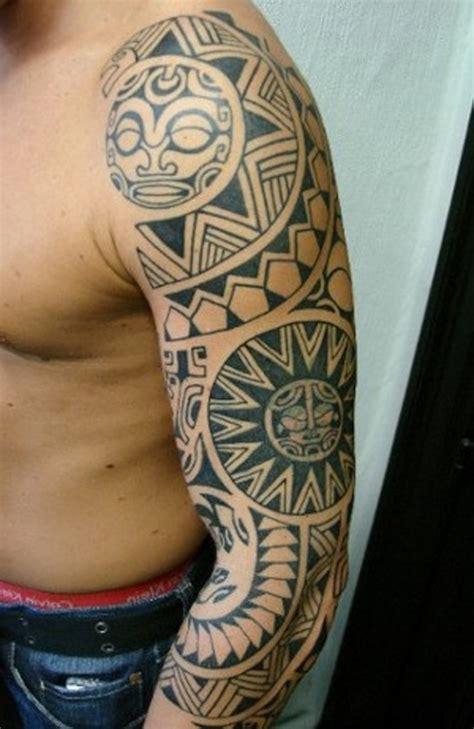 tribal tattoos suck 37 tribal arm tattoos that don t tattooblend