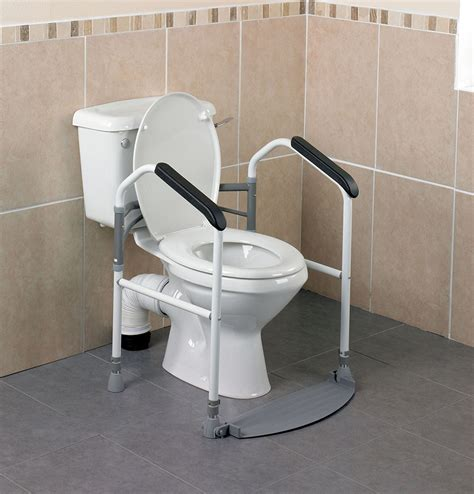 bathtub aids for the elderly supporto wc pieghevole buckingham foldeasy maniglie di