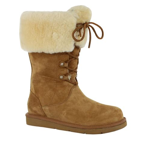new ugg boots ugg australia montclair chestnut womens new boots shoes ebay