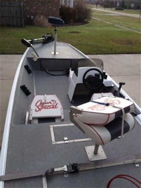 cajun special boats 2001 cajun special 1744 fishing boat for sale in denham