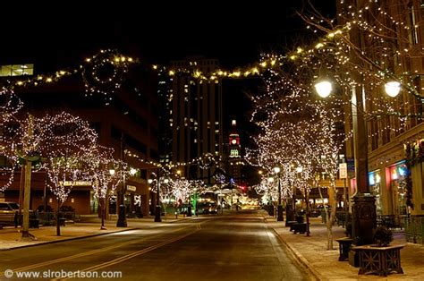 photo of downtown denver christmas lights 1 scott l