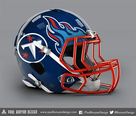concept design nfl helmets unofficial nfl helmet concepts by paul bunyan design