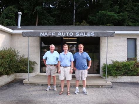 naff auto sales roanoke va  car dealership  auto financing autotrader