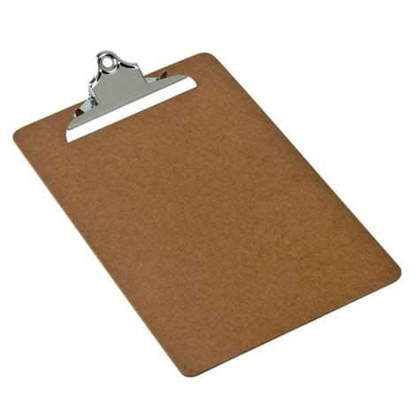 A4 Clip Board masonite clipboard metal lever a4 size