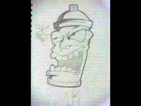 Imagenes De Blanco Y Negro Rap | blanco y negro smk family crew dibujos quemo rap