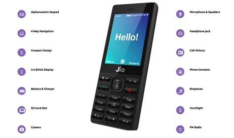 new mobile phones price jio phone pre booking price and specifications