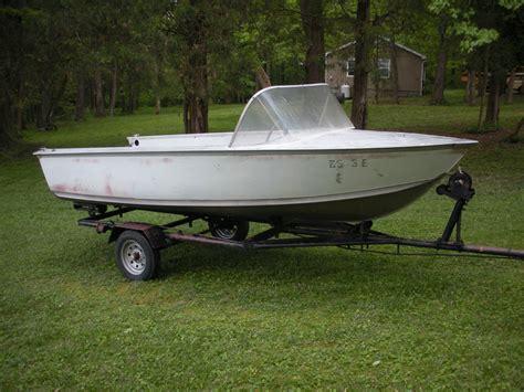 alumacraft boats for sale on ebay alumacraft maracaibo 1961 for sale for 800 boats from