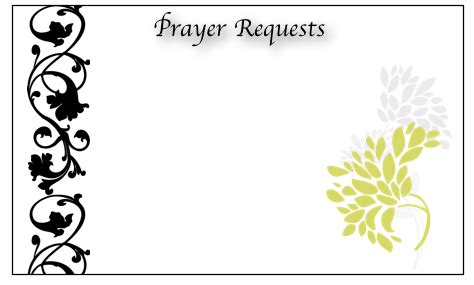 prayer cards template free prayer file box growing in grace